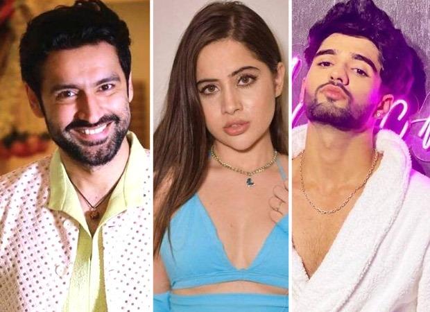 Bigg Boss OTT confirmed contestants Karan Nath, Urfi Javed, and Zeeshan Khan will participate in Karan Johar's show