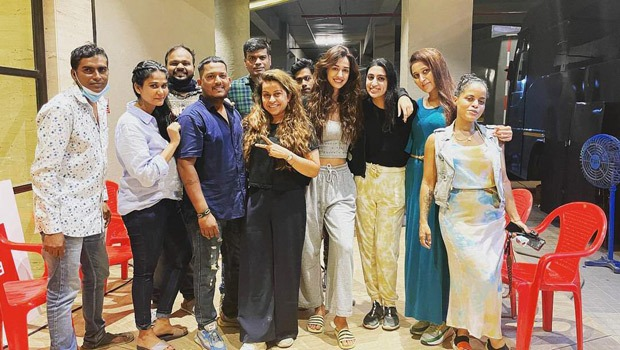 Disha Patani celebrates second schedule wrap of Ek Villian Returns
