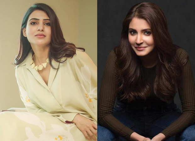 """EXCLUSIVE: Samantha Akkineni reveals Anushka Sharma once messaged her on Instagram; says, """"I just feel like her Instagram page really empowers and makes you feel happy inside"""""""