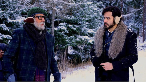 EXCLUSIVE: Emraan Hashmi recalls meeting Chehre co-star Amitabh Bachchan as a child, says 'I have watched Sholay, Natwarlal about 50-100 times'