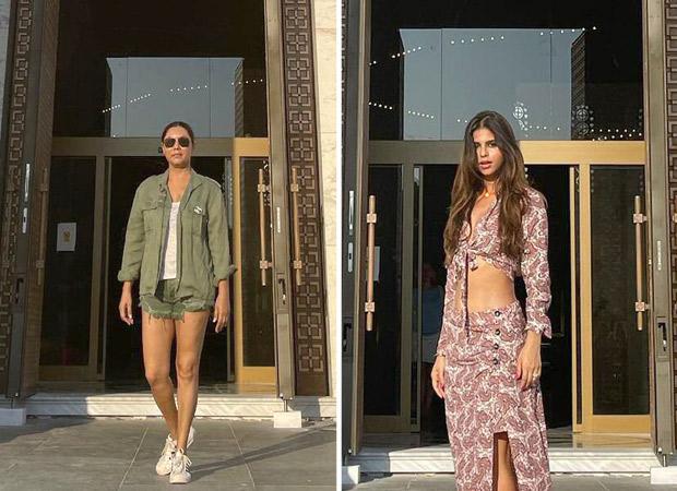 Gauri Khan and Suhana Khan Vacationing in Belgrade; Check out pics (2)