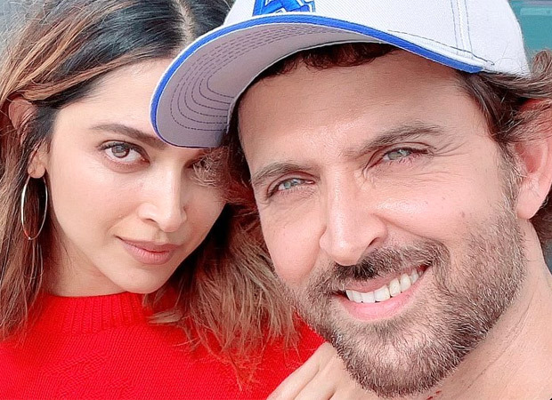 Hrithik Roshan and Deepika Padukone's Fighter to release on January 26, 2023