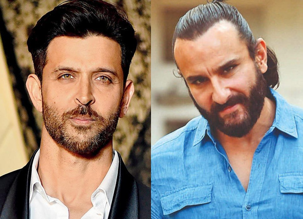 Hrithik Roshan and Saif Ali Khan to kick off Vikram Vedha remake in Serbia in October 2021