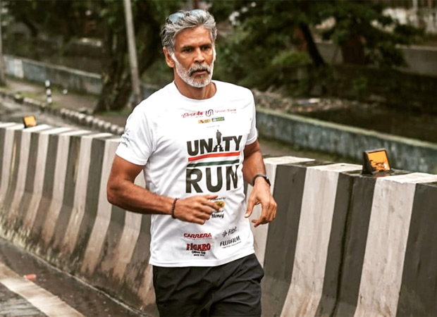 """""""I do 60 push ups in a minute"""" - Milind Soman on his fitness regime and diet; says he's not disciplined with food"""