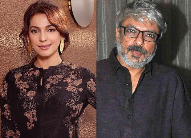 Juhi Chawla to be a part of Sanjay Leela Bhansali's dream project titled Heeramandi