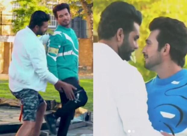 Khatron Ke Khiladi 11: Arjun Bijlani and Vishal Aditya Singh's romantic dance leaves host Rohit Shetty in splits