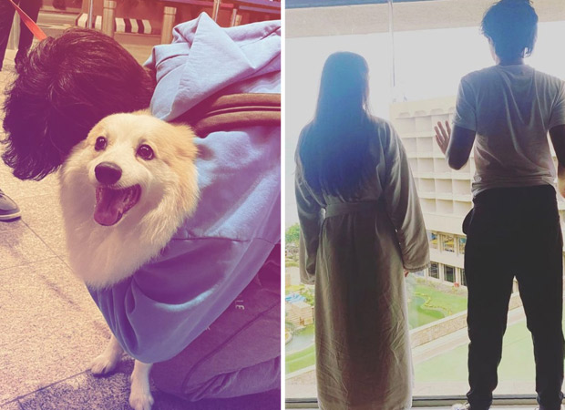 Malaika Arora's son Arhaan leaves home for studies; bids farewell with an emotional post