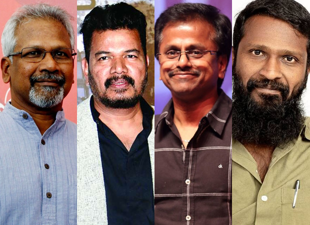 Mani Ratnam, Shankar, AR Murugadoss, and Vetrimaaran have joined forces to form a production house named Rain on Films