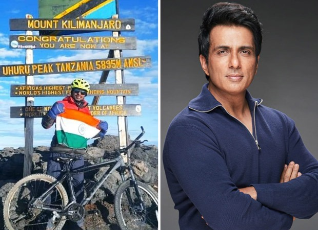 Mountaineer and cyclist Uma Singh conquers Mount Kilimanjaro and dedicates his victory to Sonu Sood