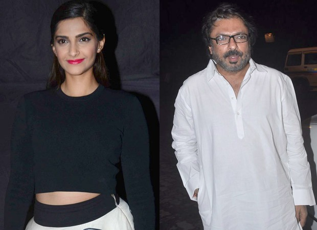 No Sonam Kapoor in Sanjay Leela Bhansali's cinema; filmmaker clarifies