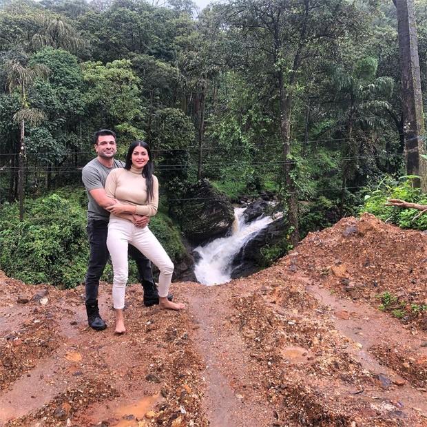 Pavitra Punia wishes boyfriend Eijaz Khan in a heartwarming post, calls him 'my happiness'