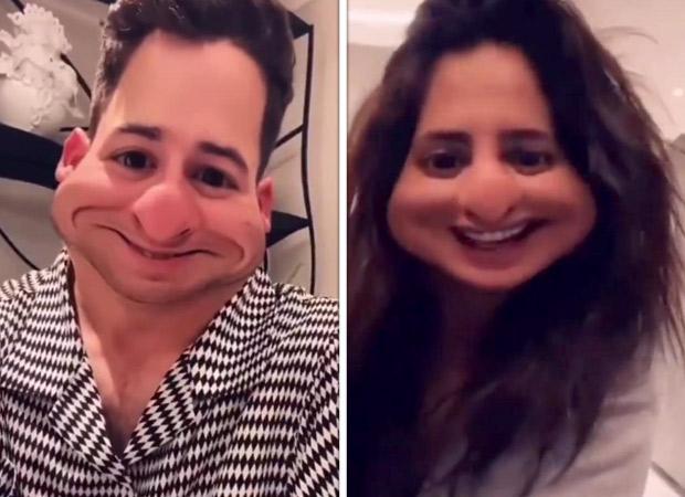 Priyanka Chopra and Nick Jonas goof around using Snapchat filters, say 'aren't we cute'
