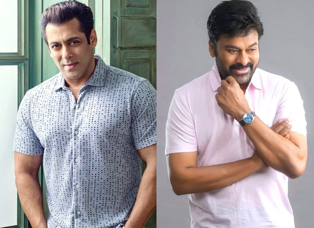 Salman Khan to feature in Chiranjeevi's next Telugu project