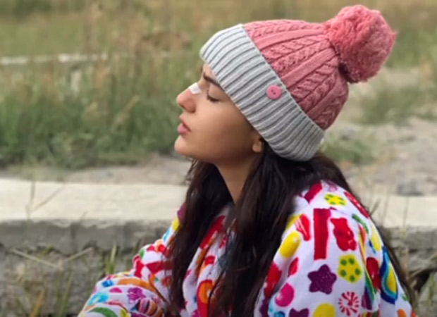 Sara Ali Khan enjoys her Ladakh getaway in 'Qaafirana' mode