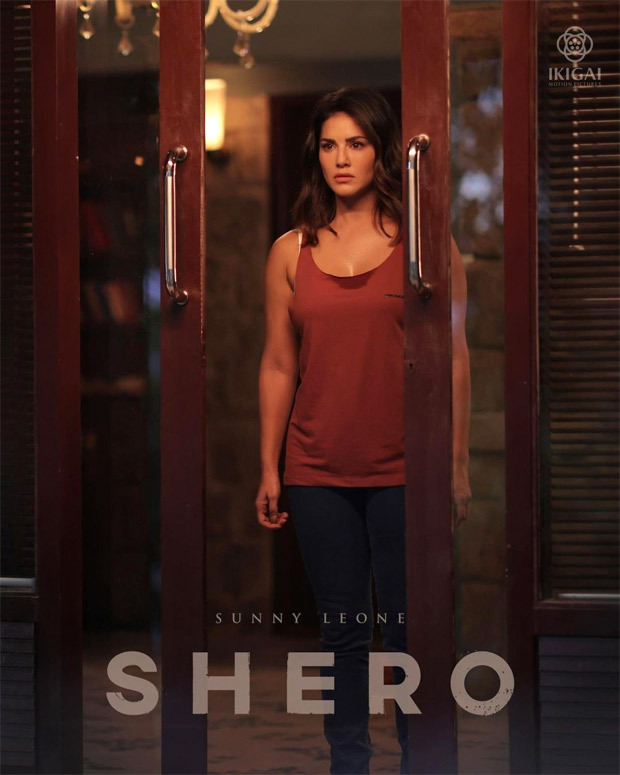 Sunny Leone wraps up shoot for Tamil thriller Shero
