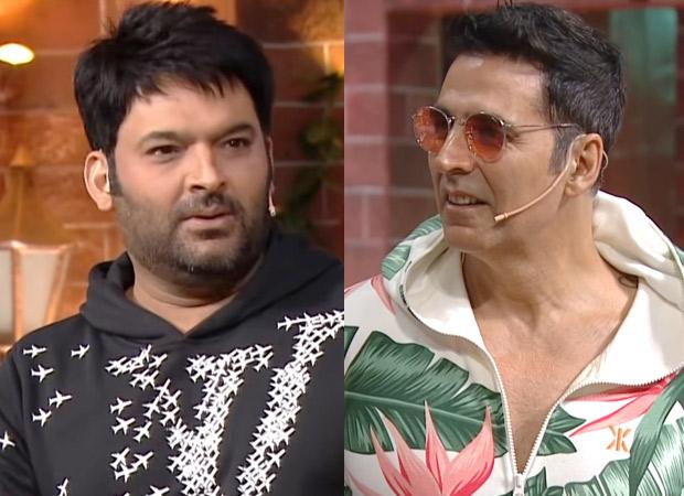 The Kapil Sharma Show: Akshay Kumar calls Shah Rukh Khan on a fan's request