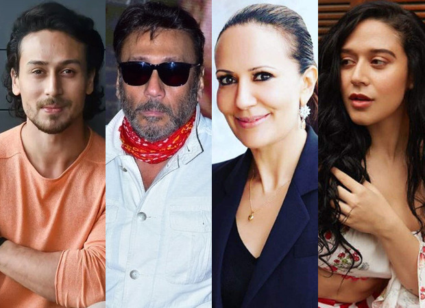 Tiger Shroff shifts to new home with Jackie Shroff, Ayesha, and sister Krishna