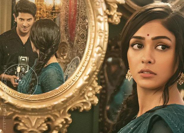 First Look: Mrunal Thakur to star as Sita opposite Dulquer Salmaan in trilingual period drama