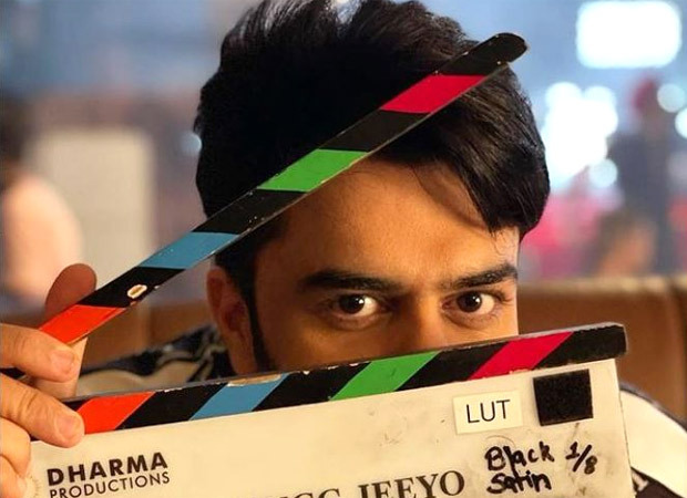 Maniesh Paul returns to the sets of Jug Jugg Jeeyo