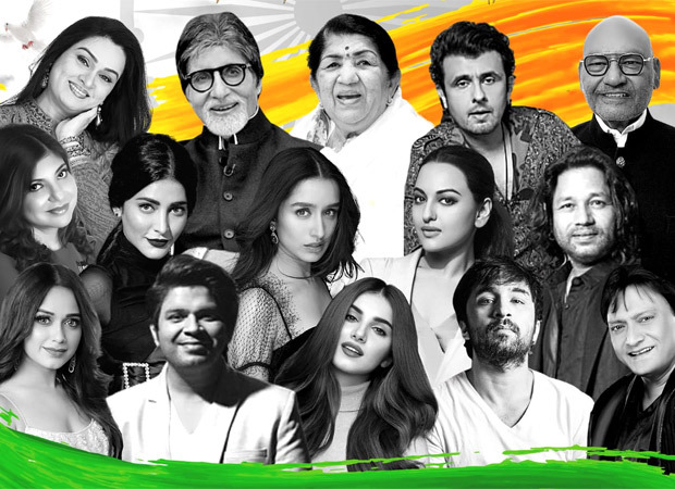 Dhamaka Records releases their first track, a soulful Independence Day anthem titled Hum Hindustani featuring 15 industry stalwarts