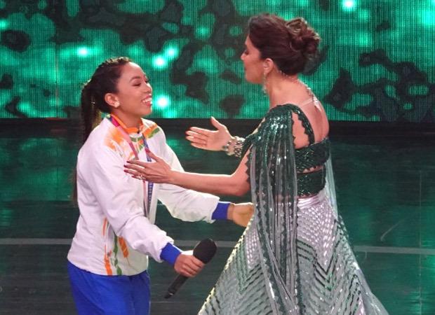 Olympic medallist Mirabai Chanu gets emotional witnessing her journey on Dance Deewane 3