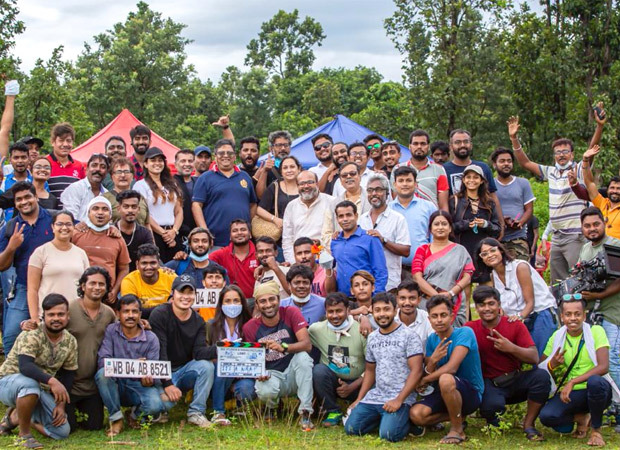 It's a wrap for Zee Studios and Namah Pictures' LOST starring Yami Gautam