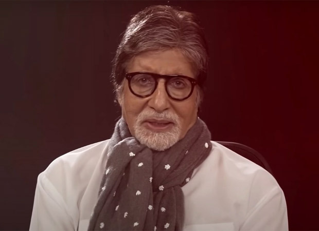 Amitabh Bachchan recites a mesmerizing poem post the release of the mystery thriller movie Chehre
