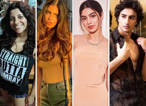 Zoya Akhtar to launch Khushi Kapoor & Suhana Khan as Veronica and Betty