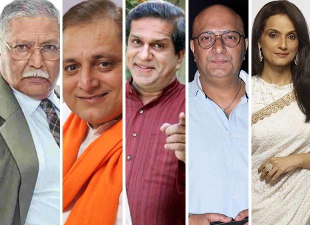 Vikram Gokhle, Manoj Joshi, Darshan Jariwalla, Amit Behl, and Rajeshwari Sachdev elected as the new office bearers of CINTAA Executive Committee