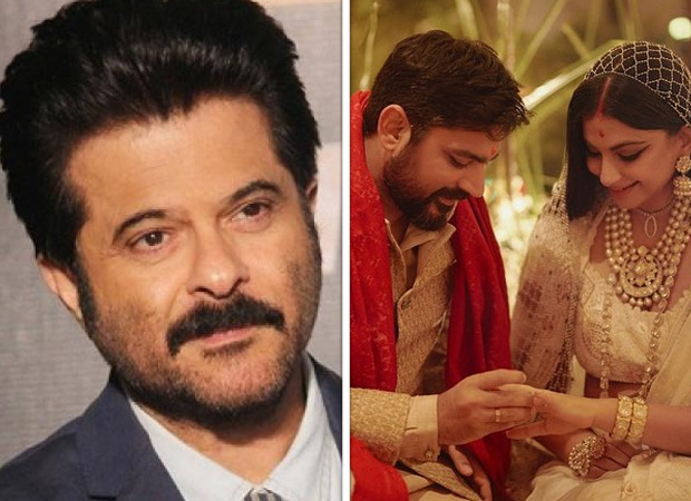 """Anil Kapoor as he pens down an emotional post following Rhea's marriage; says, """"Our hearts are full and our family is blessed"""""""