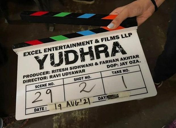 Excel Entertainment begins shoot of Siddhant Chaturvedi starrer Yudhra