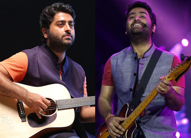 Arijit Singh to hit the stage for the first time since the COVID outbreak in Abu Dhabi