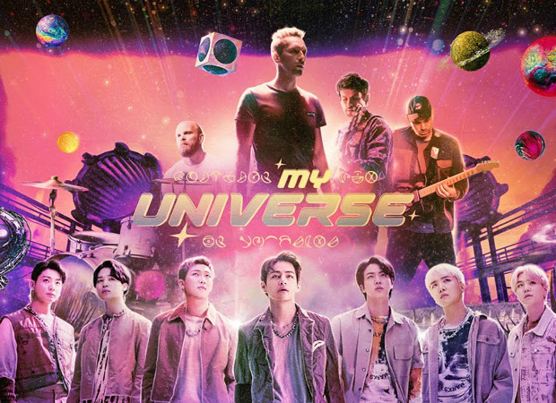 Coldplay and BTS defy existing rules in the galactic music video for'My Universe'