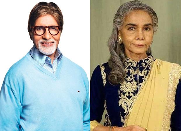 KBC 13 Amitabh Bachchan remembers late actor Surekha Sikri, calls her Badhaai Ho performance 'phenomenal'