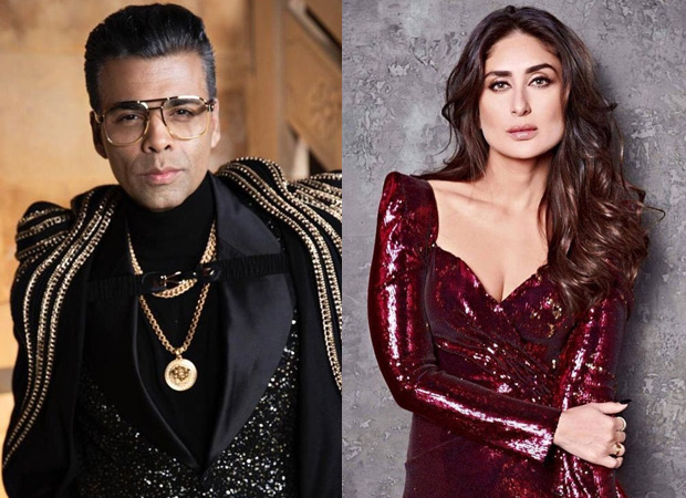 """Karan Johar writes a special birthday message for Kareena Kapoor Khan, his favourite actress: """"We are pouters and posers in crime!"""""""