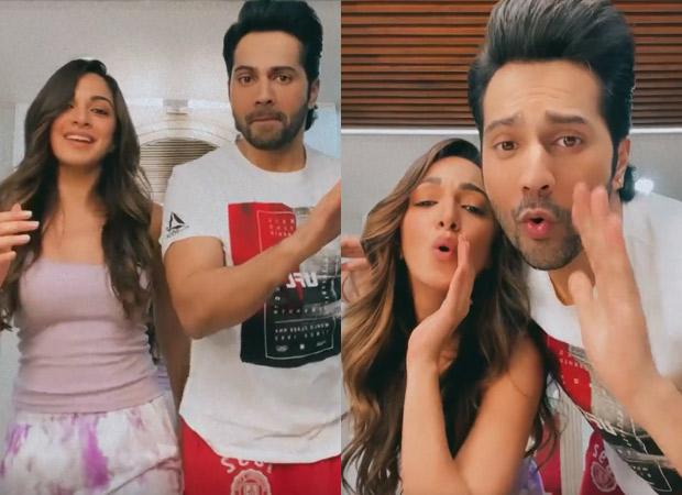 Kiara Advani and Varun Dhawan groove to Diljit Dosanjh's song 'Lover', watch video