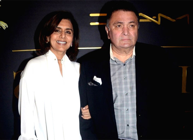 Neetu Kapoor reveals why she wouldn't talk to Rishi Kapoor for months