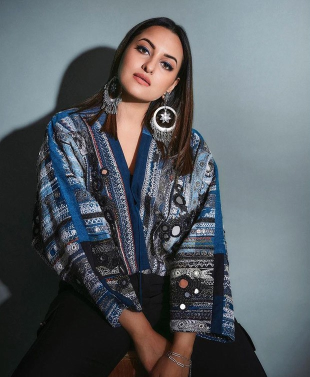 Sonakshi Sinha is a bohemian fashionista in latest pictures