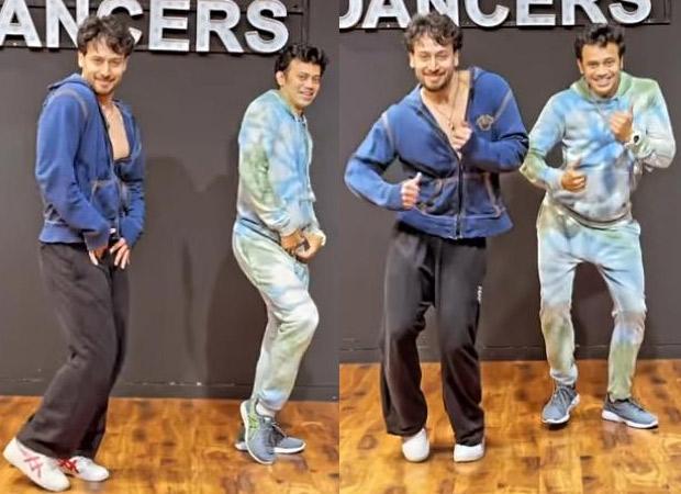Tiger Shroff dances off to popular Sri Lankan song Hrithik Roshan comments 'Superb'