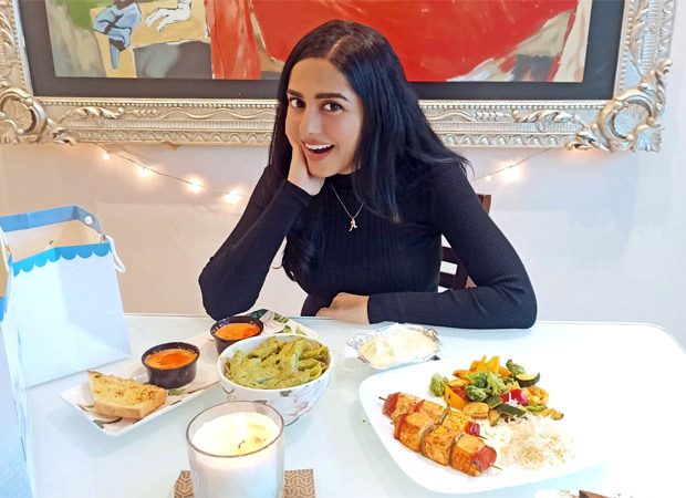 Amrita Rao treats herself with restaurant made Italian food after 19 months of eating homemade food
