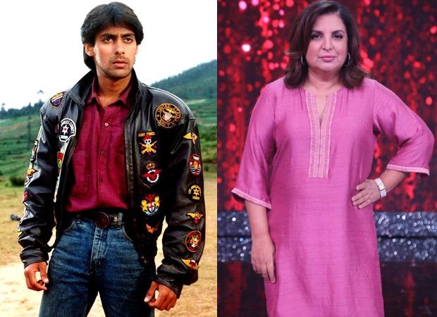 """I thought Salman Khan will never get the movie Maine Pyar Kiya,"" says Farah Khan on Zee Comedy Show"