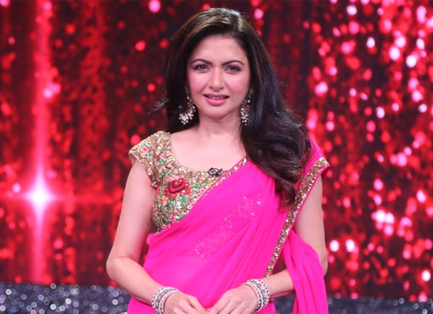 """""""I was about to get married, so I wasn't so comfortable doing a kissing scene back then,"""" reveals Bhagyashree on the sets of Zee Comedy Show"""