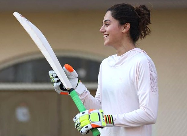 On Teacher's Day, Taapsee Pannu thanks her Shabaash Mithu coach Nooshin Al Khadeer for bringing out the sportswoman in her