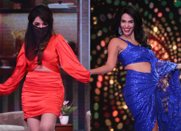 """""""I never thought someone could mimic me so well, but Sugandha totally nailed it,"""" mentions Mallika Sherawat on Zee Comedy Show"""