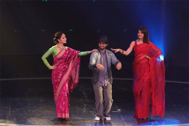Jacqueline Fernandez and Yami Gautam grace Dance Deewane to enliven the Ganpati celebration