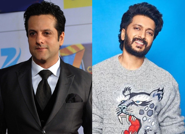 Fardeen Khan's comeback film Visfot co-starring Riteish Deshmukh to go on floors next month; Kookie Gulati to direct