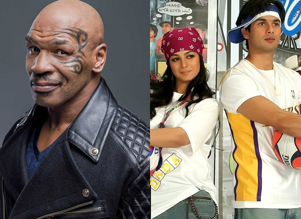 Way before Liger, boxer Mike Tyson had made an appearance in the promotional song of Shahid Kapoor starrer Fool N Final in 2007