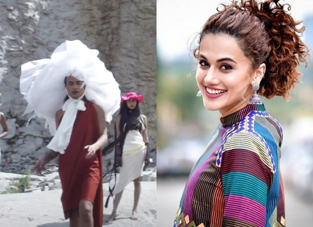Making the marginalised mainstream: Taapsee Pannu announces the release of 'Vulnerable' in India