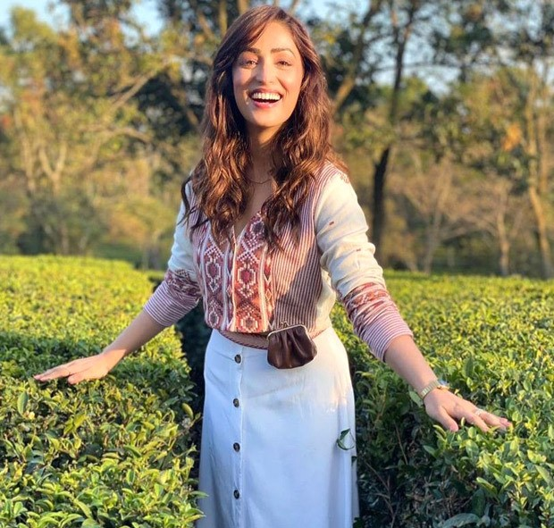 Yami Gautam is living the life in Palampur as she shows off her sunkissed glow
