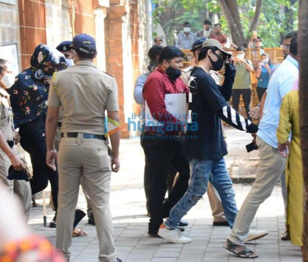 Shah Rukh Khan's son Aryan Khan arrested by Narcotics Control Bureau in drug bust case
